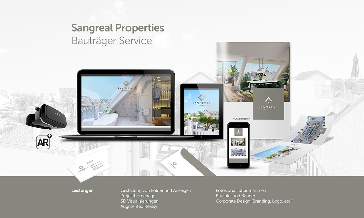 Sangreal Services